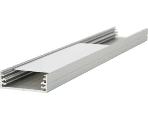 Alumiiniumprofiil led ribale WIDE 1m