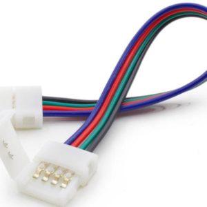 Led riba ühendusjuhe RGB