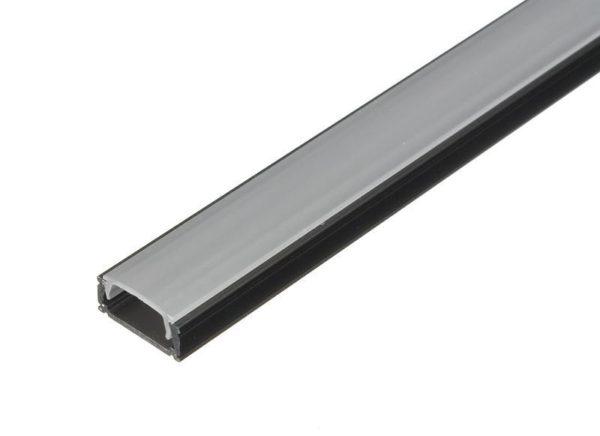 Alumiiniumprofiil led ribale 2m