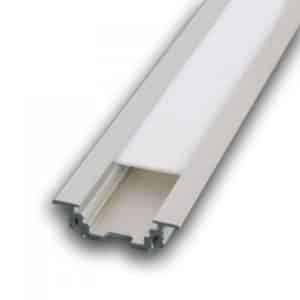 Alumiiniumprofiil süvistatav 2m