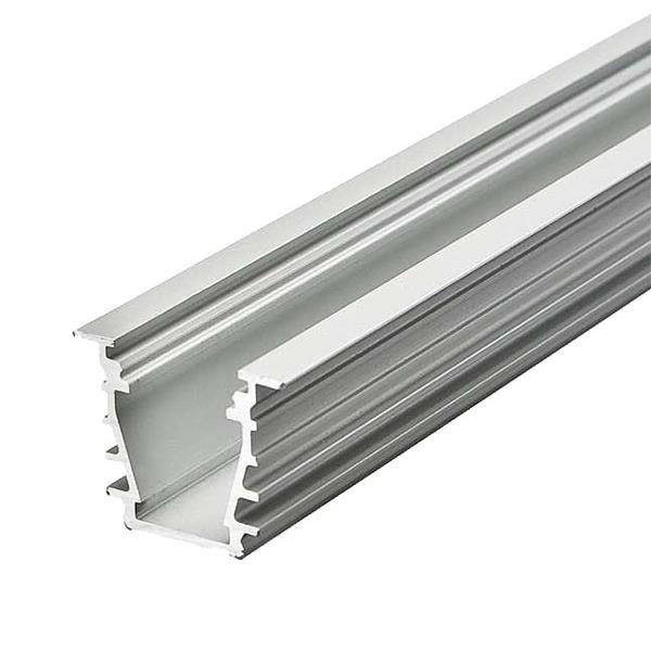 Alumiiniumprofiil sügav 2m
