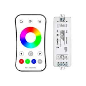 RGB led riba kontroller 12/24V -6349