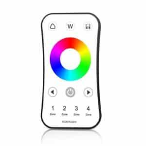 RGB/RGBW led riba juhtimise pult 4 tsooni-6344